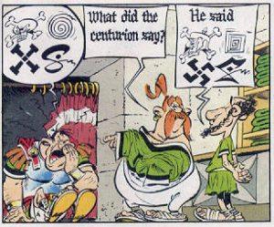 Swearing symbols